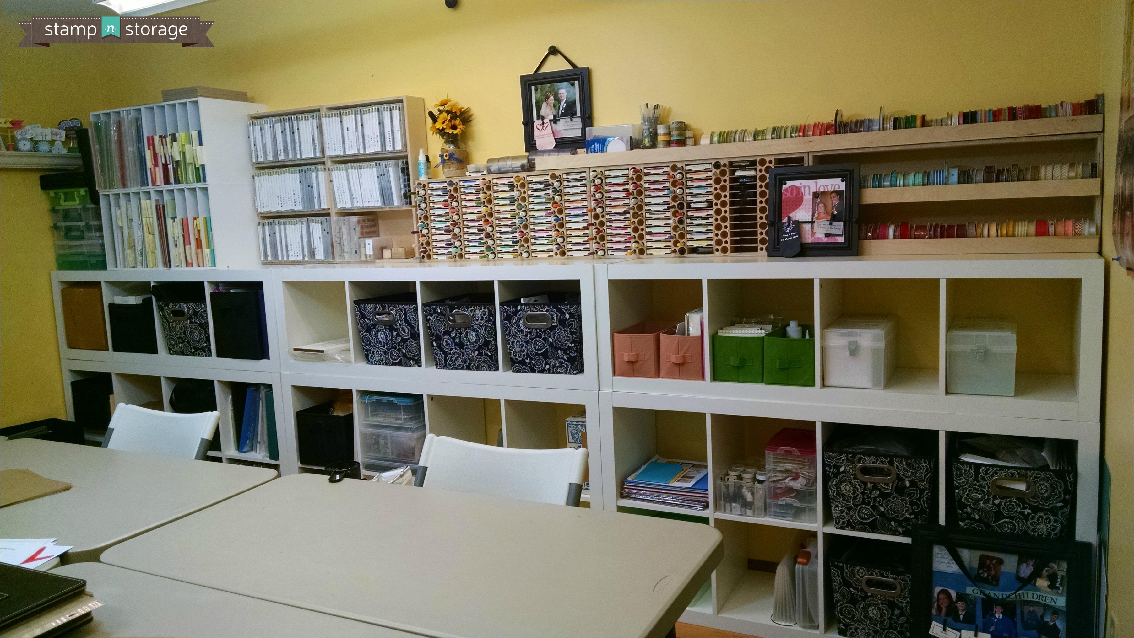 November Studio Showcase Winner: Karen C - Stamp-n-Storage